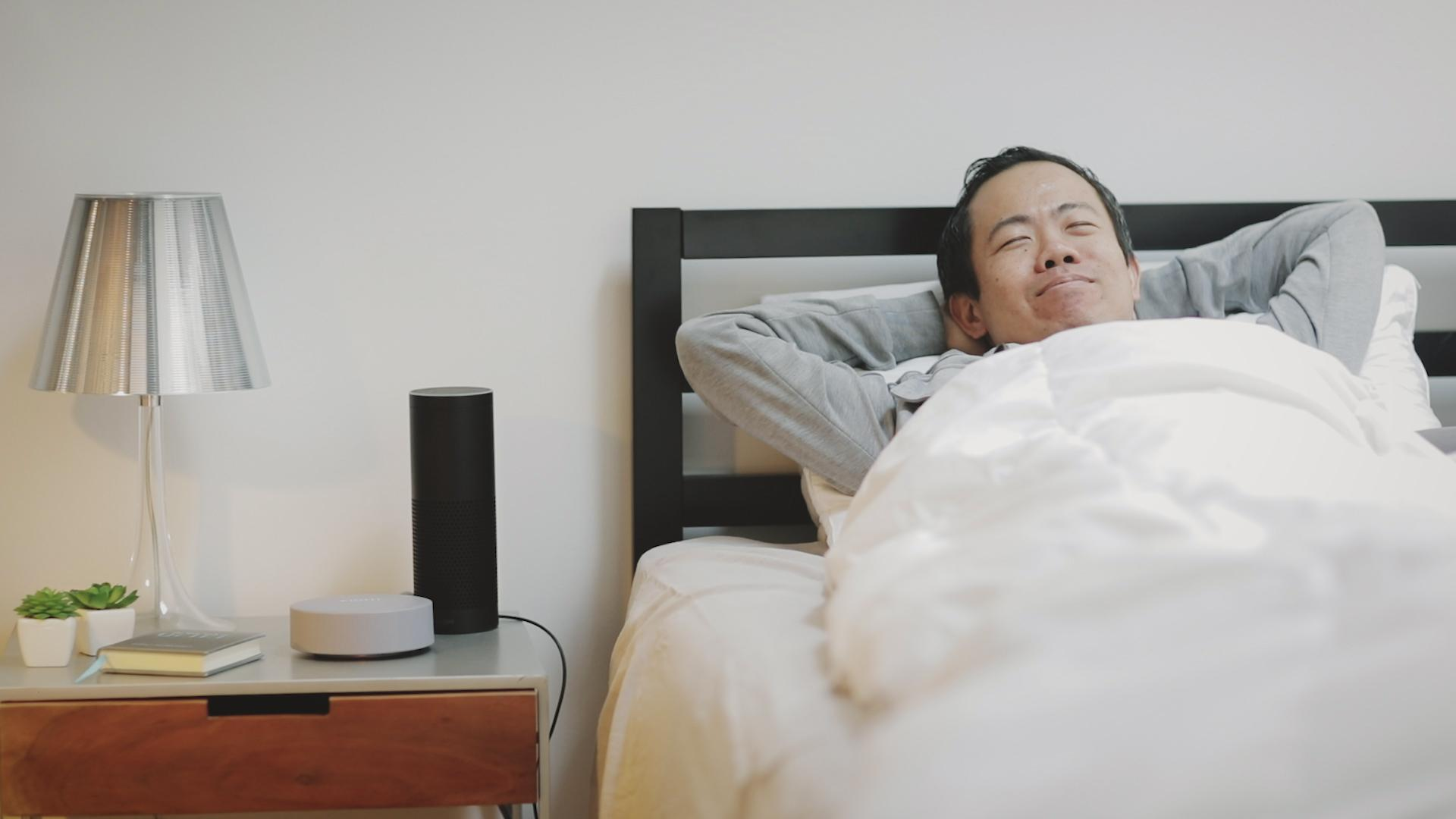Smart Mattress Startup Eight Connects Its Tech To Amazon Alexa