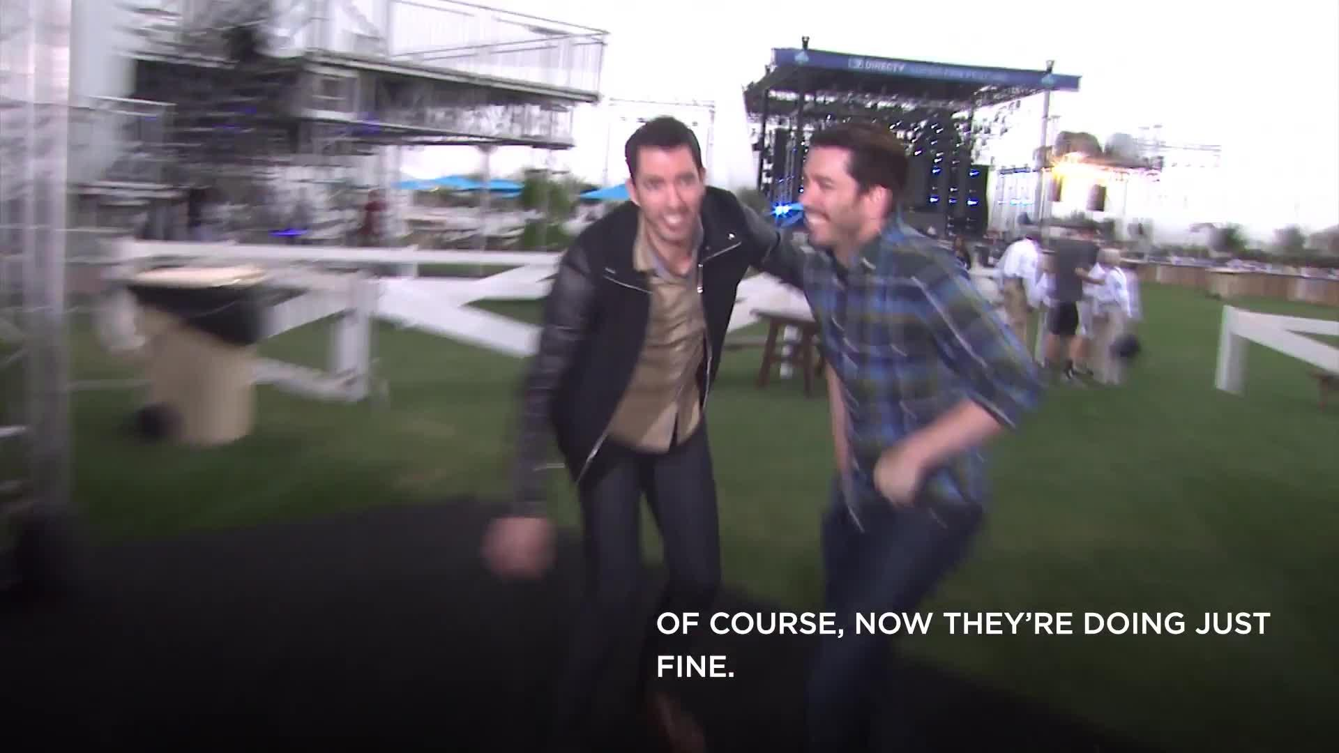 The Property Brothers Just Revealed Major Hardships From Their Past