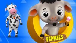 Baby Goat   Nursery Rhyme   Johny Johny Yes Papa   C...