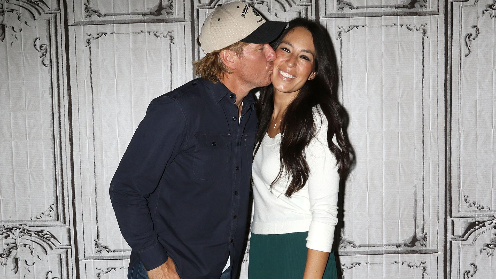 Chip and Joanna Gaines Reveal How They Balance Marriage With Working Together