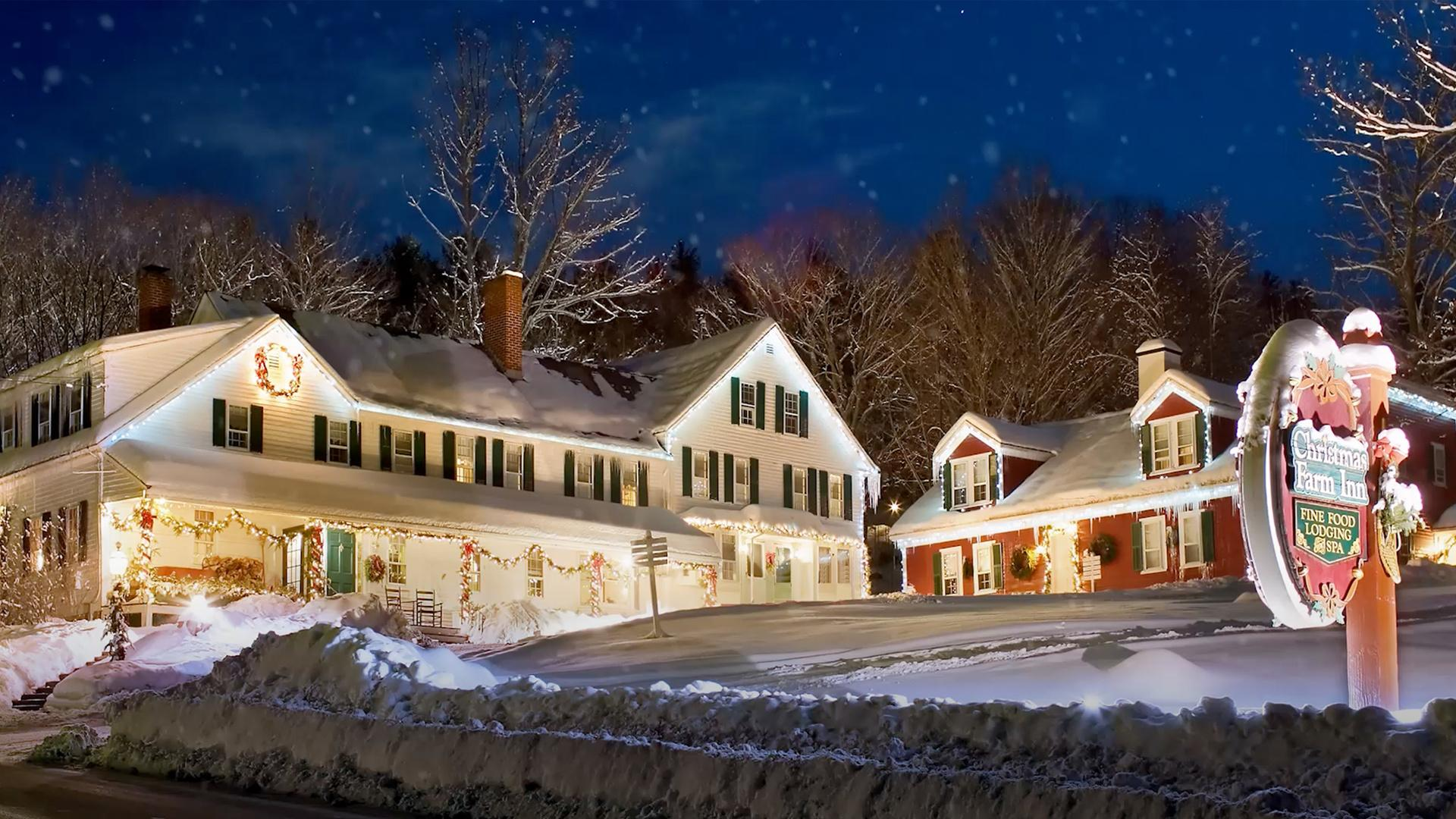 There's An Inn Where It's Christmas Year-Round