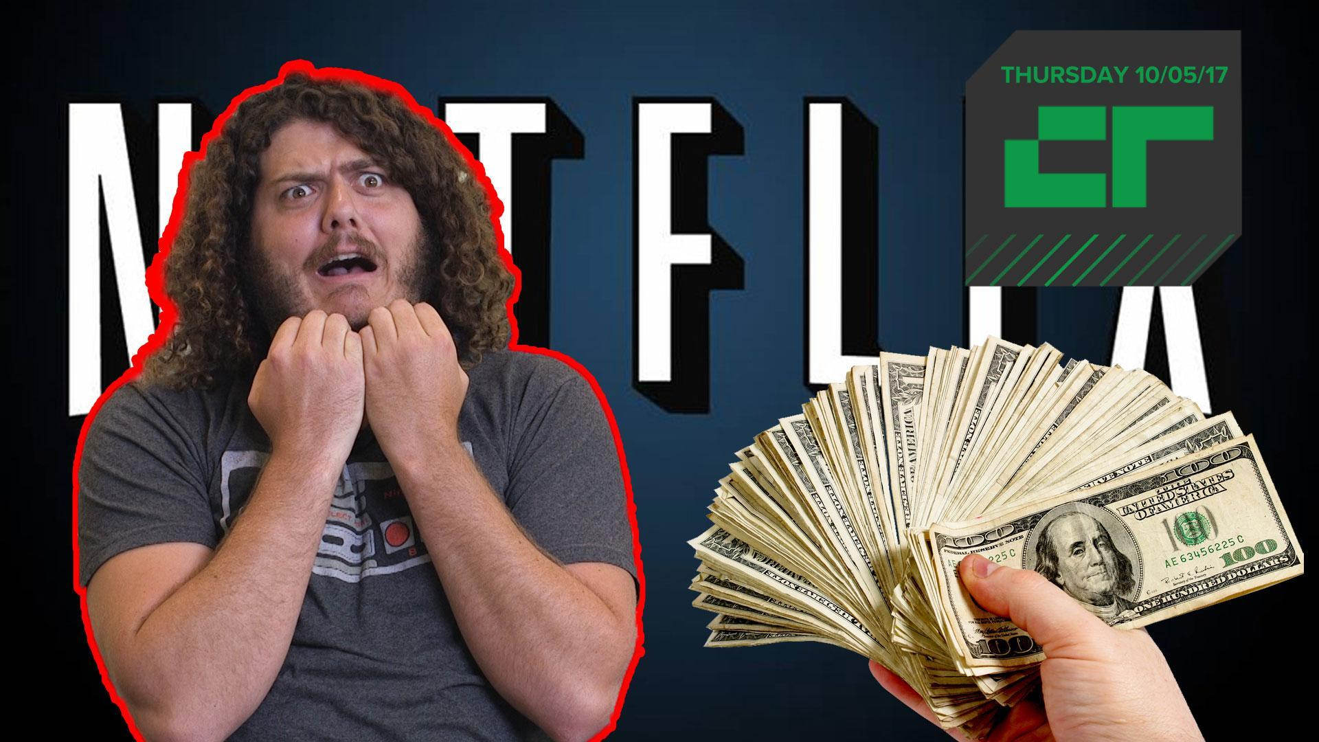 Netflix Is Raising Prices | Crunch Report