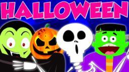 Halloween Is Back   Happy Halloween   Kids Songs   S...