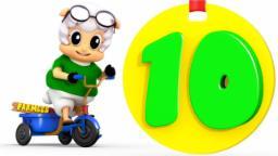 Learn to Count   One to Ten   1 - 10   Kindergarten ...