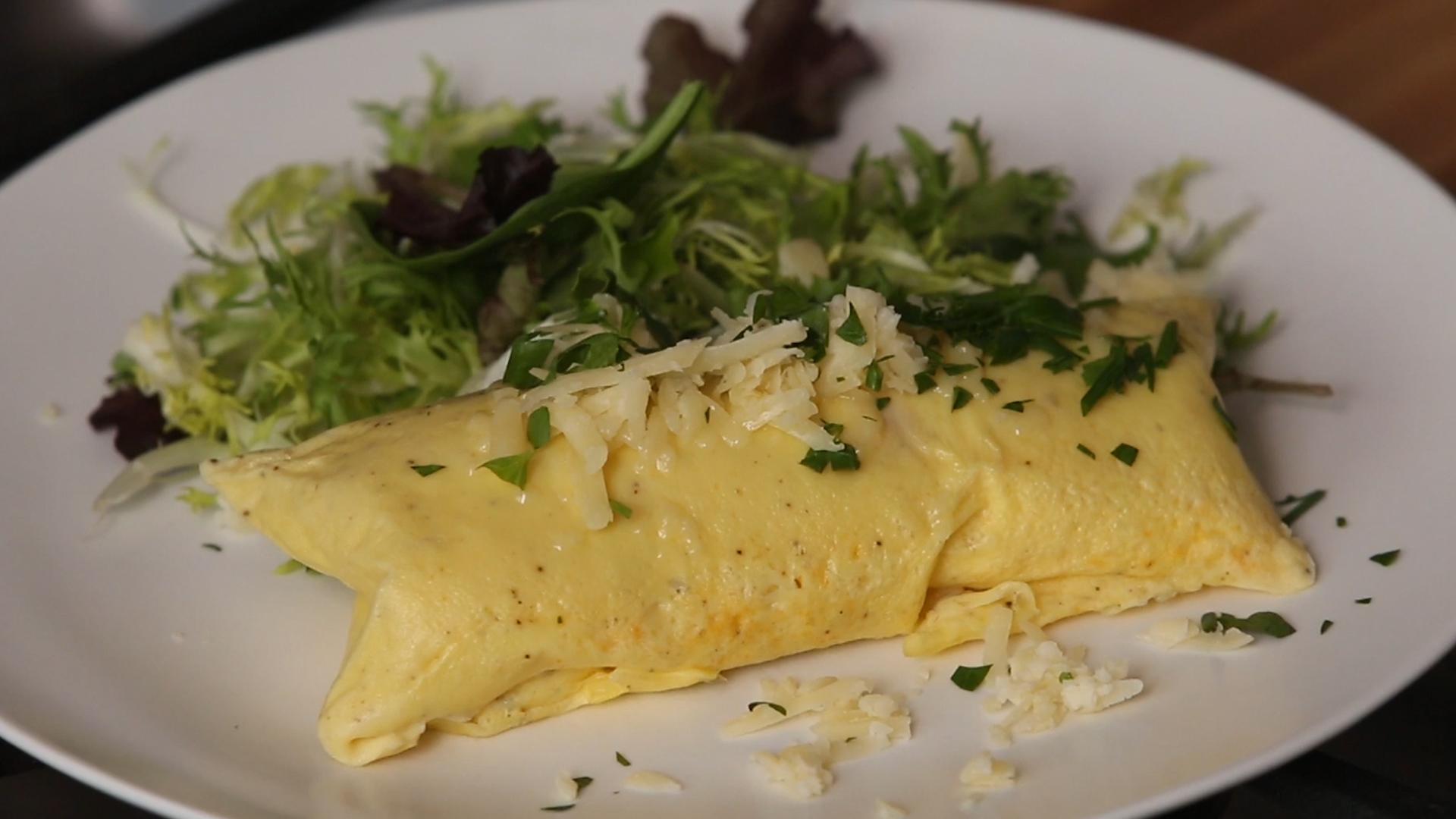 How to Poach Omelettes in a Baggie