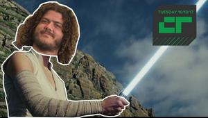 "New Star Wars ""The Last Jedi"" Trailer 