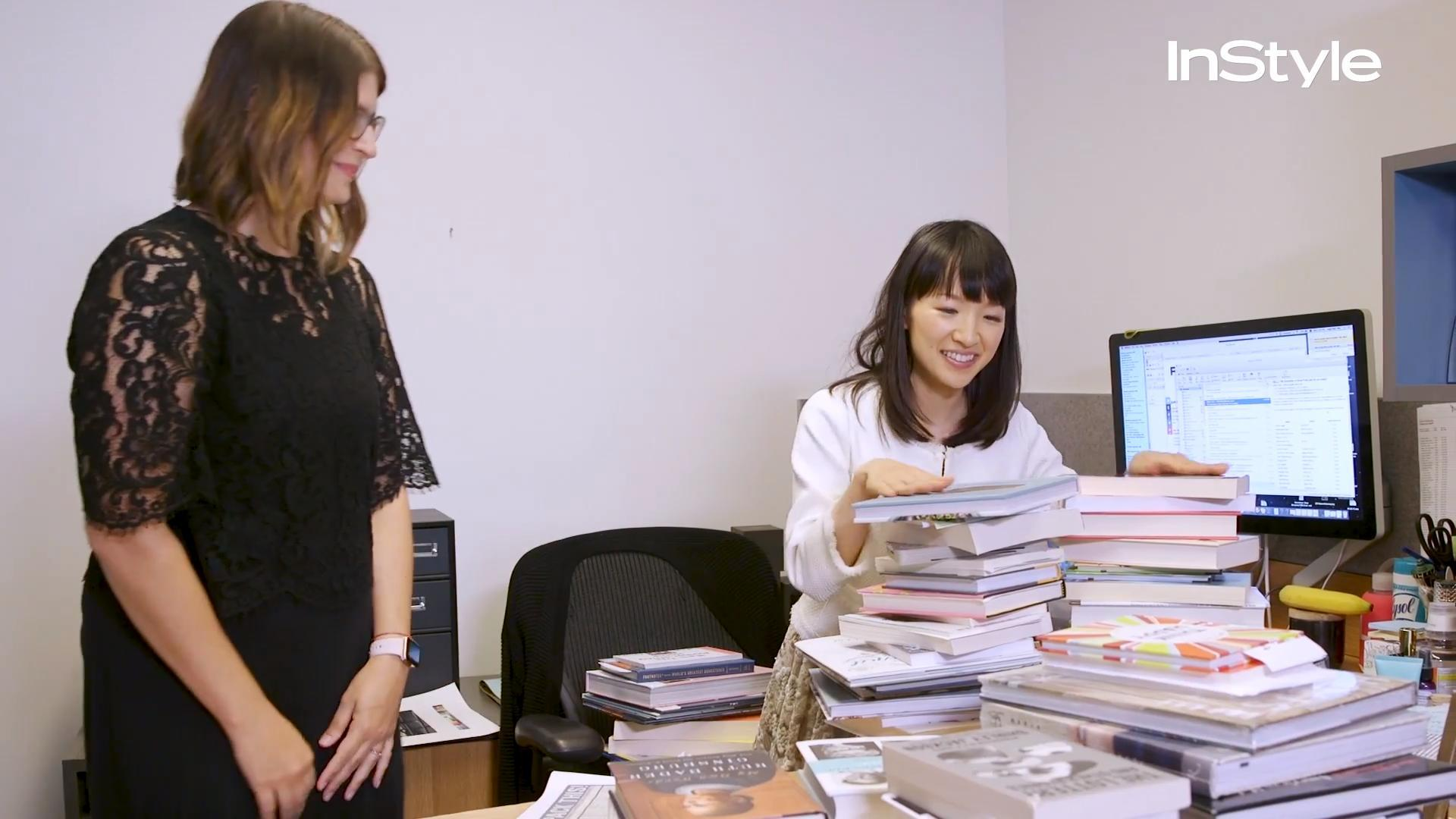 6 lessons from Marie Kondo's Netflix show you can apply to work and career