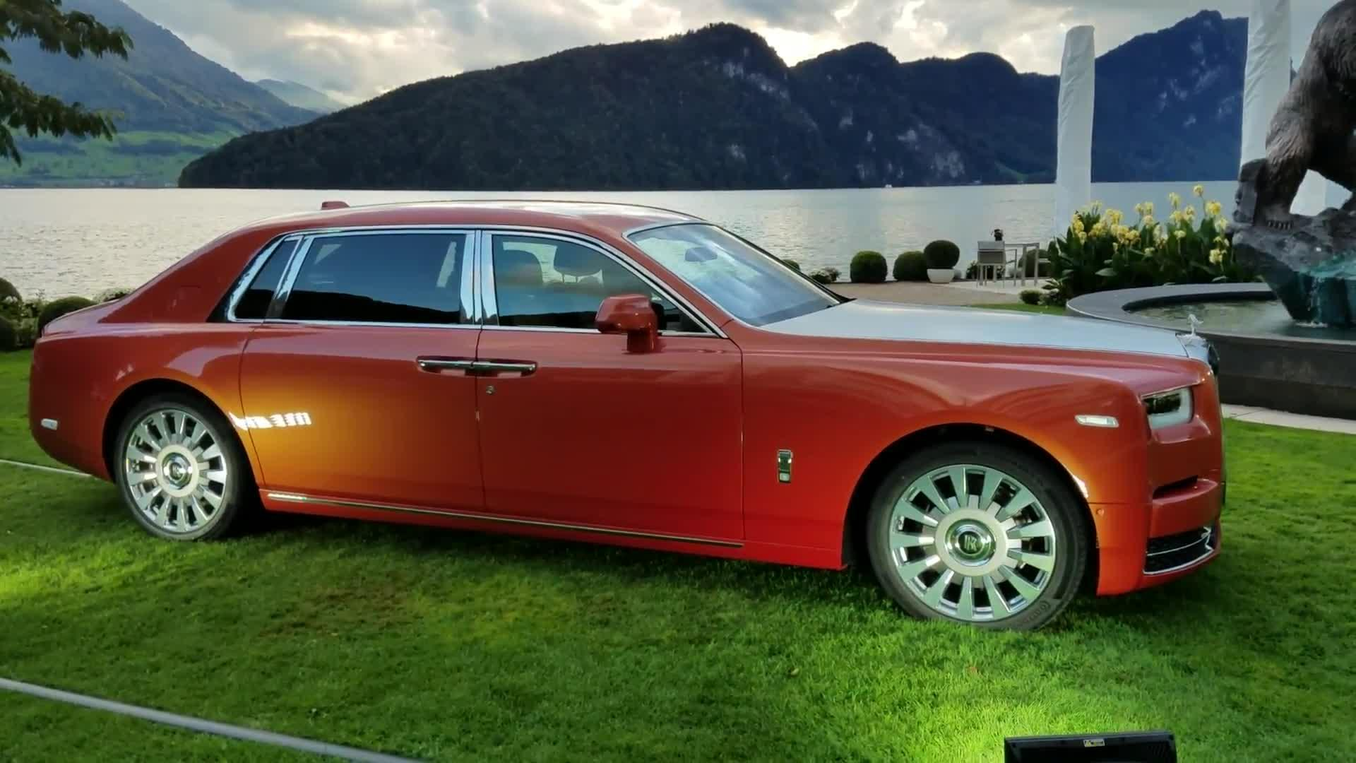 4x4 Bmw X7 >> The Phantom-based Rolls-Royce Cullinan crossover SUV is coming soon. - Autoblog