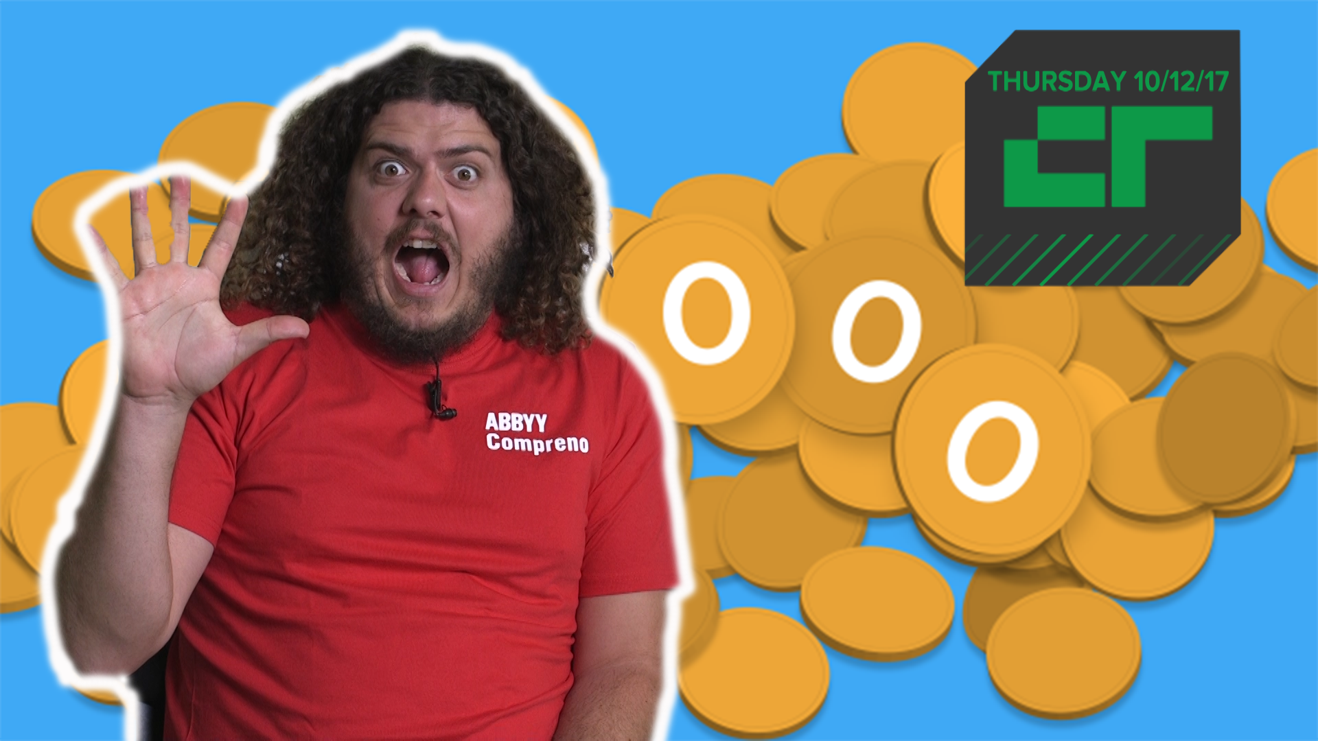 Bitcoin Passes $5,000 | Crunch Report