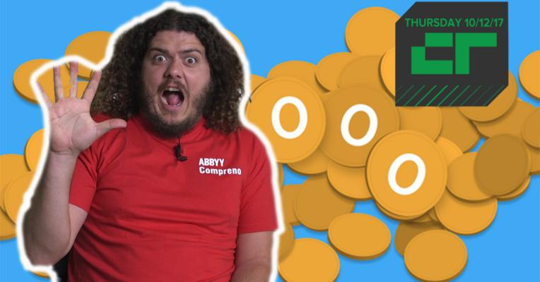 Crunch Report   Bitcoin Passes$5,000