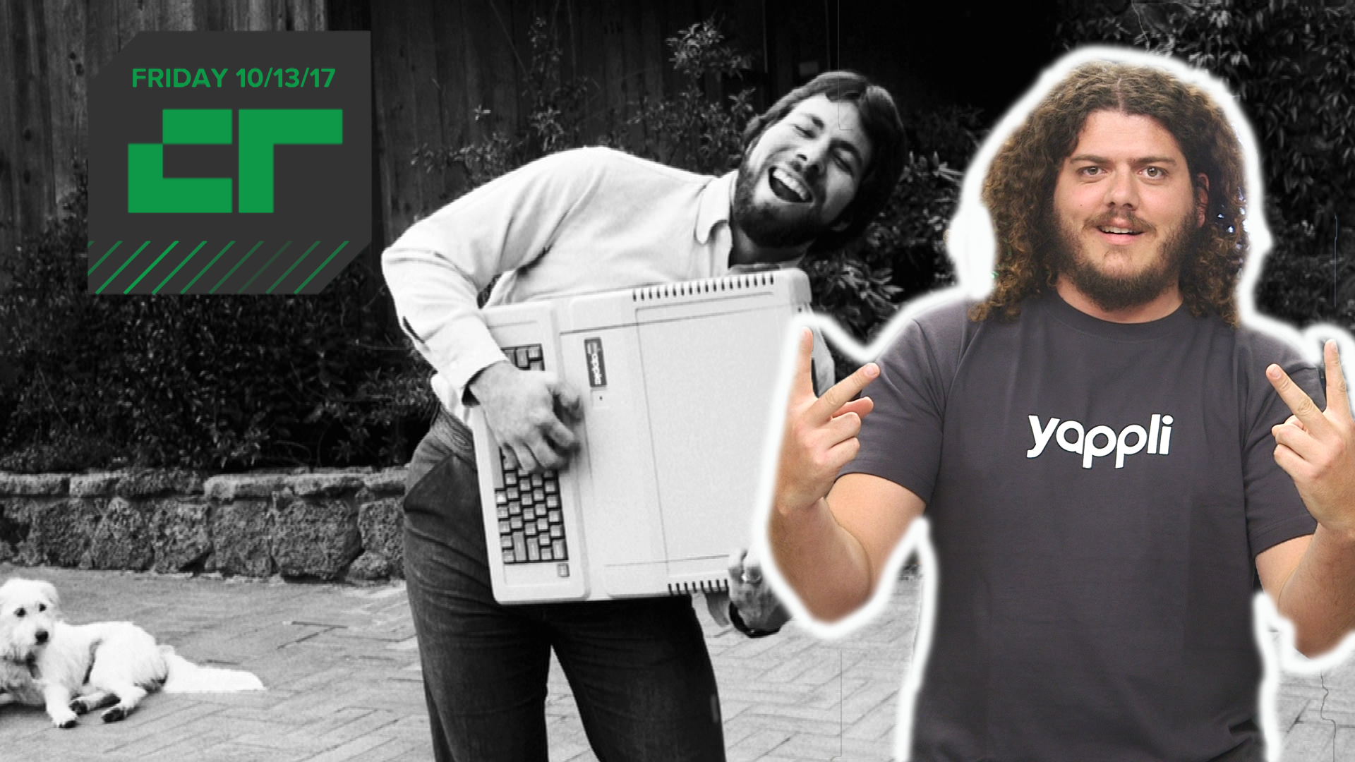 Steve Wozniak Launches Education Platform | Crunch Report