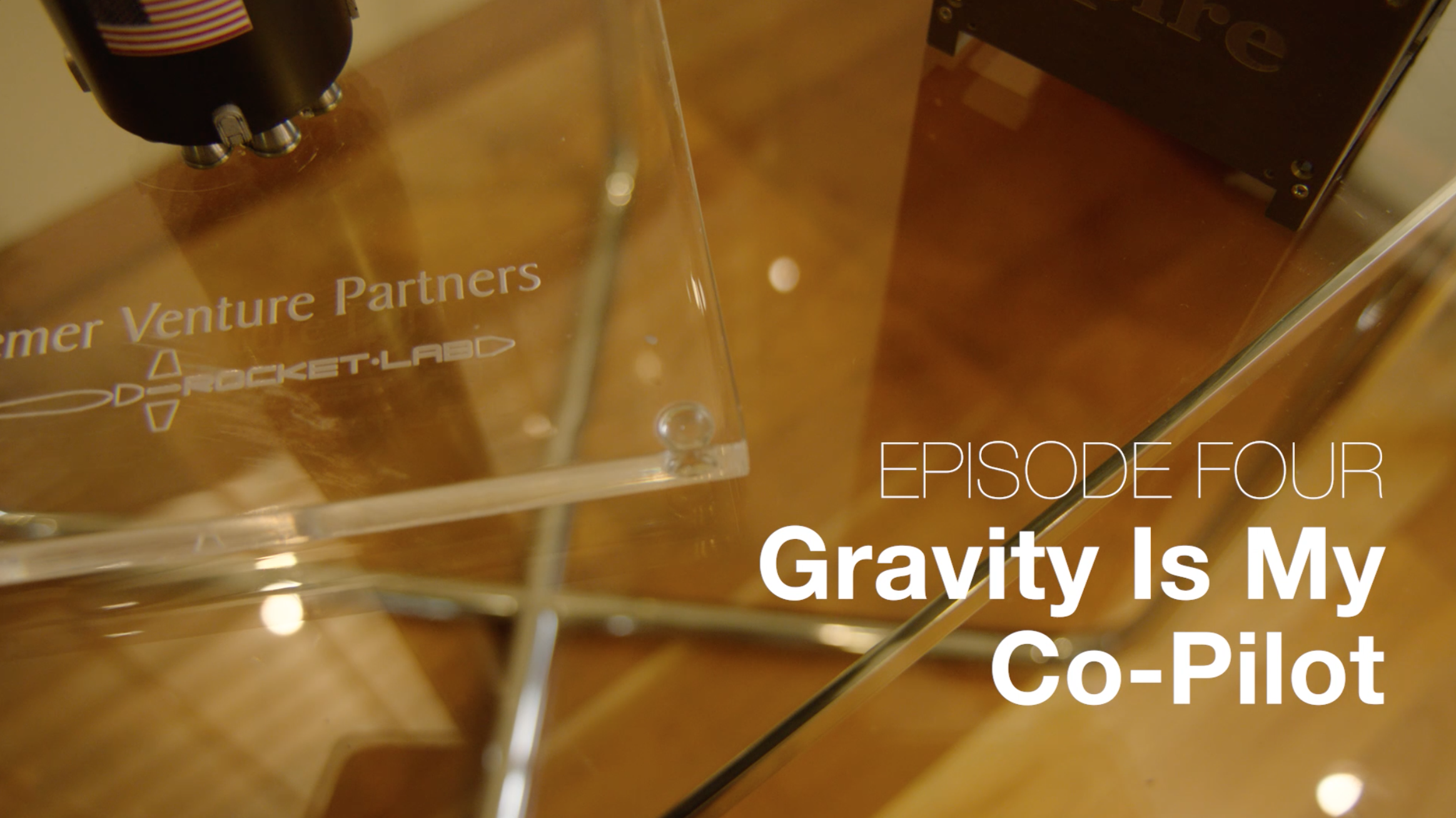 Ep 04 - Gravity Is My Co-Pilot   Bubbleproof