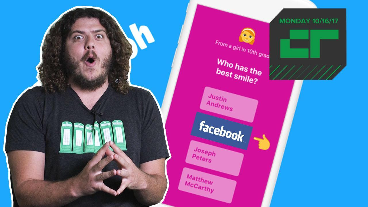 TBH, Facebook Bought TBH So Snap Couldn't | Crunch Report