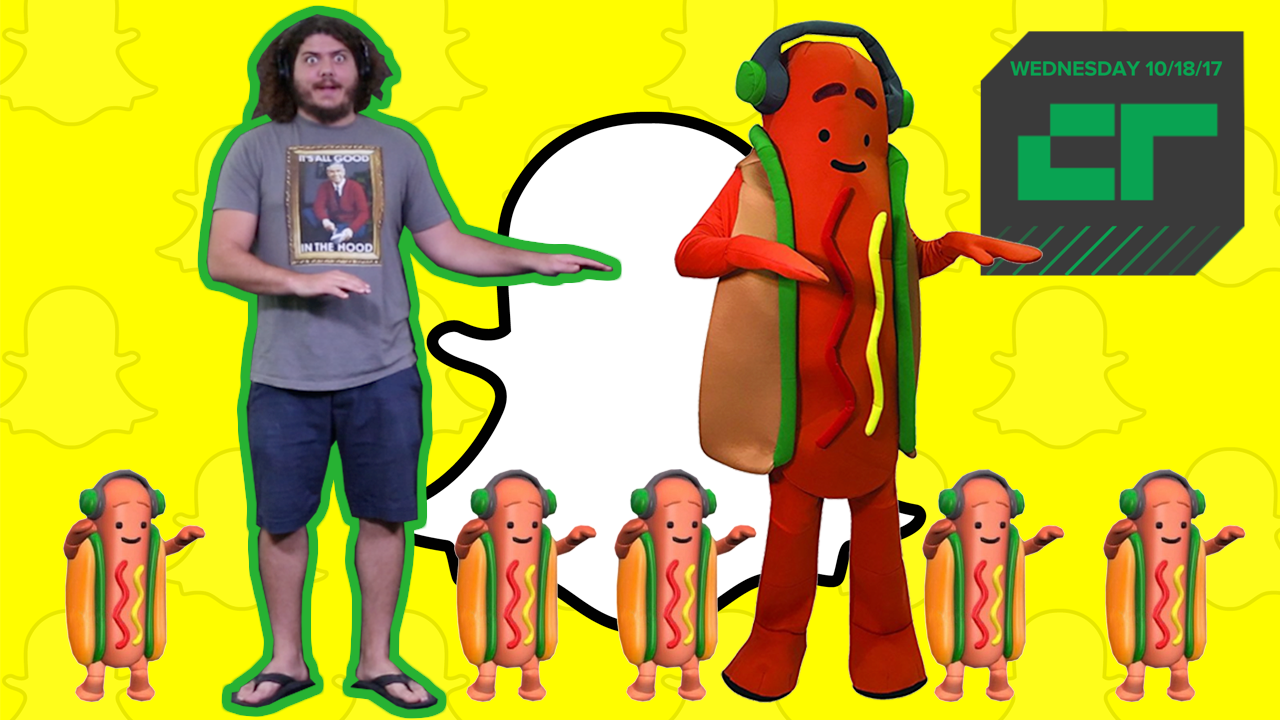 Snapchat Halloween Costume | Crunch Report  sc 1 st  TechCrunch : snapchat halloween costume  - Germanpascual.Com