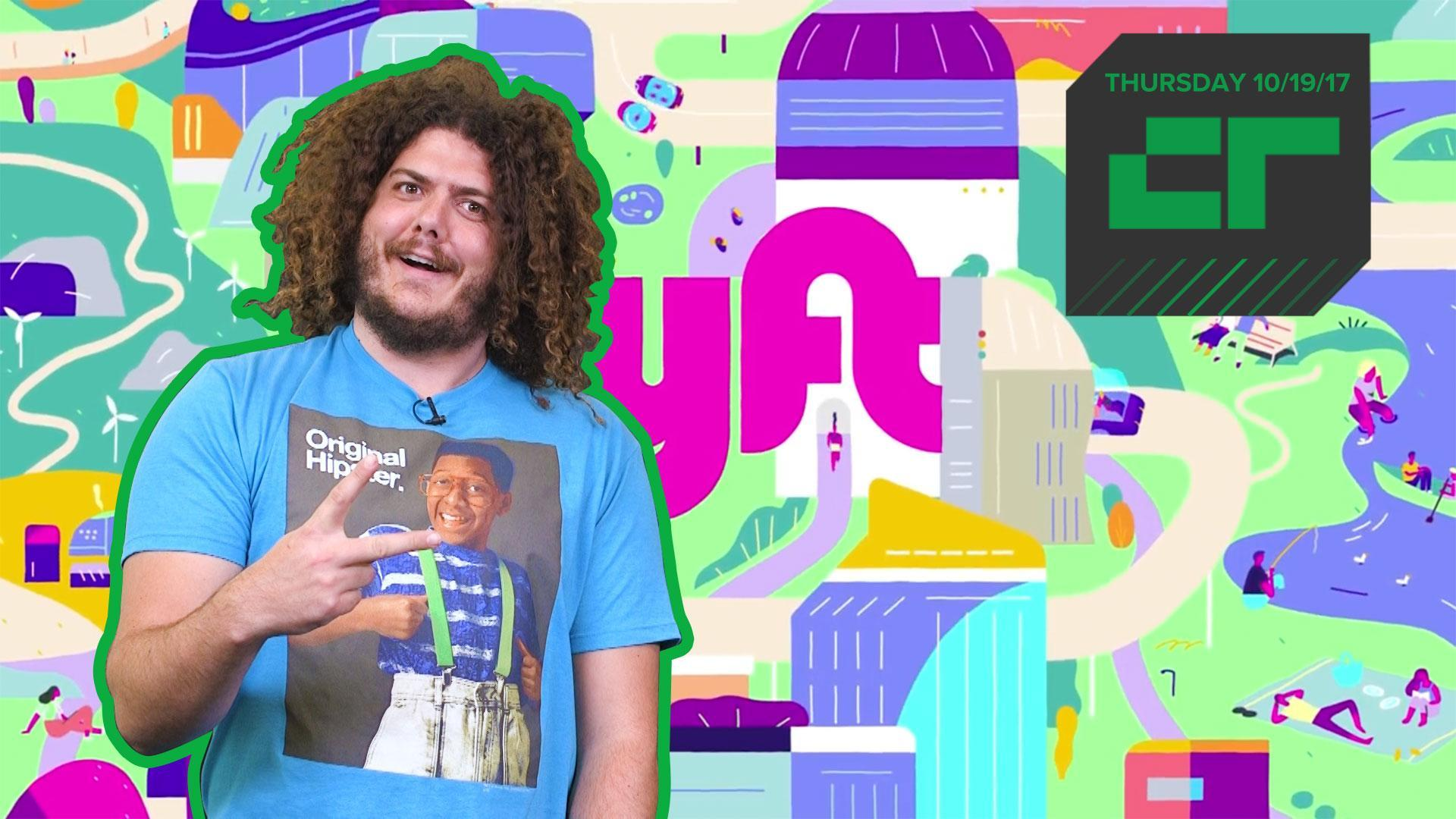 Lyft Raises $1 Billion | Crunch Report