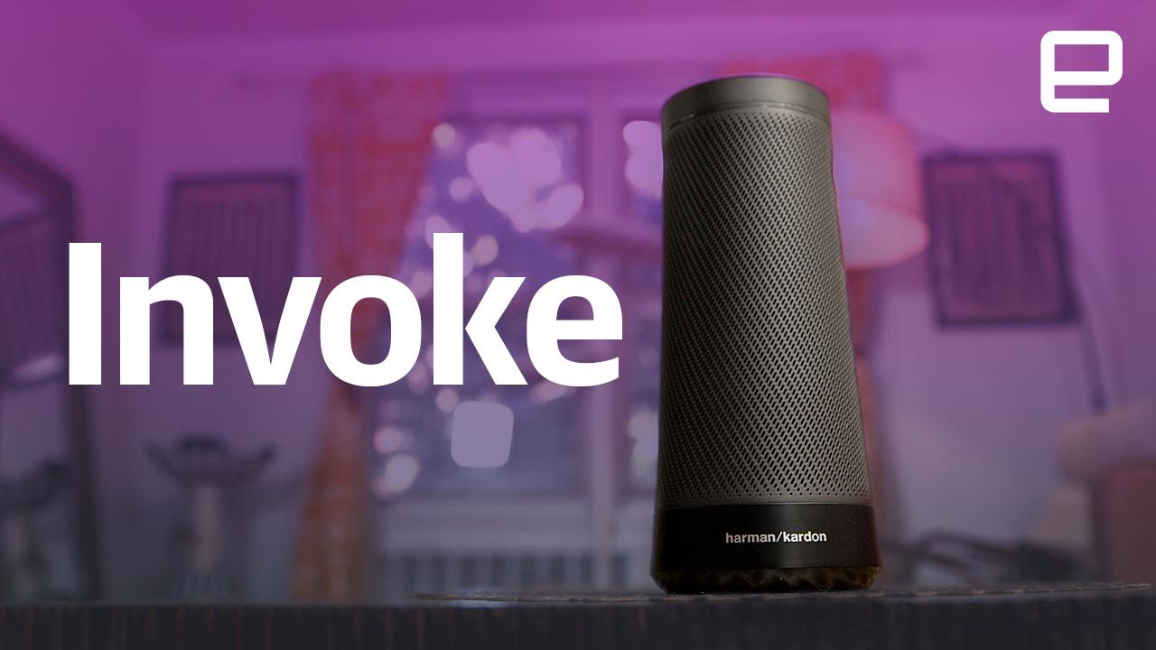 Harman Kardon Invoke Review The First Cortana Speaker Sounds Amazing Go Play Plus Pay Original