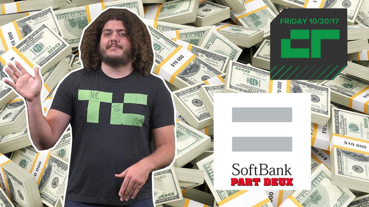 SoftBank Vision Fund Sequels   Crunch Report