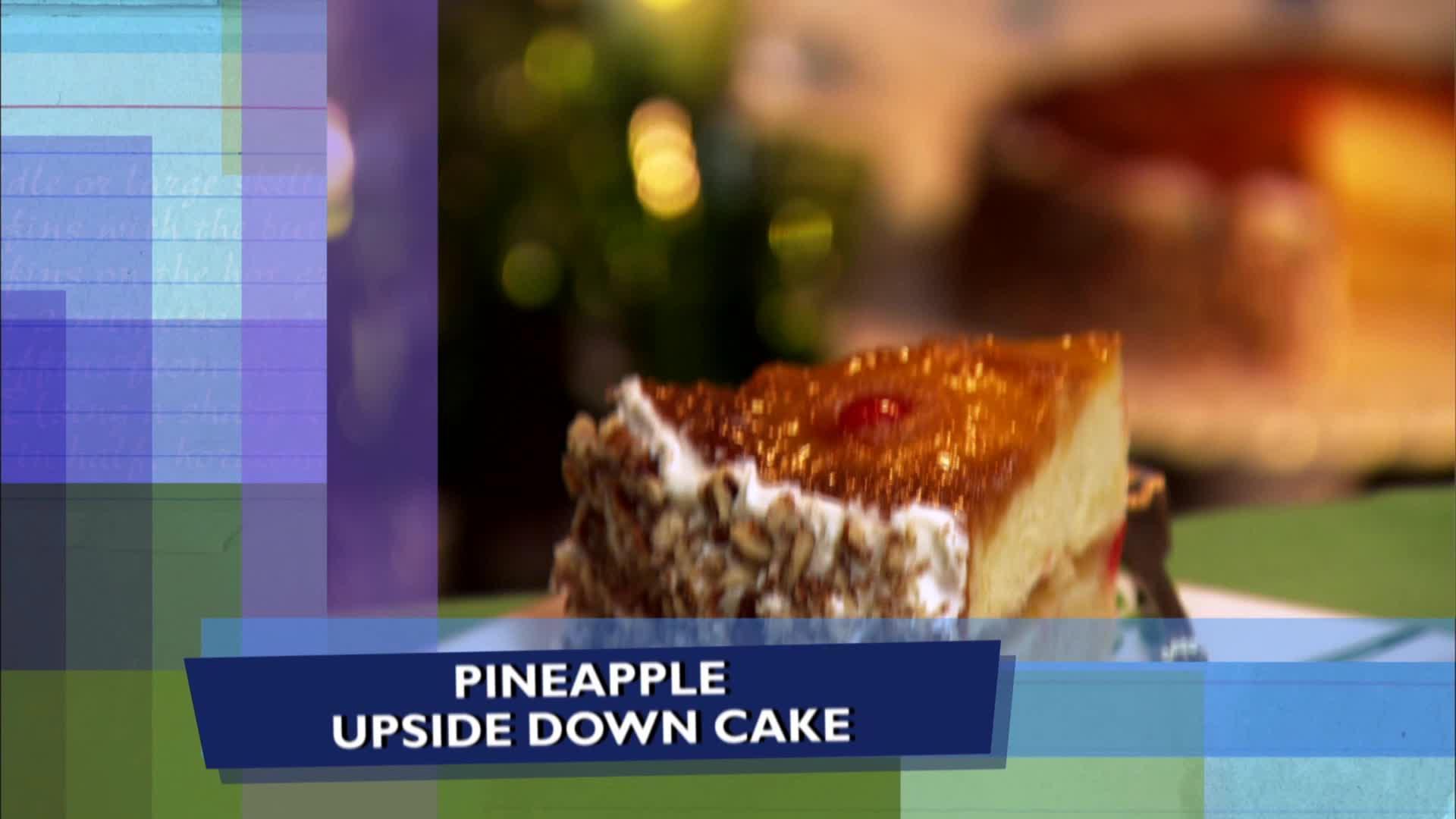 Pineapple UpsideDown Cake thumbnail