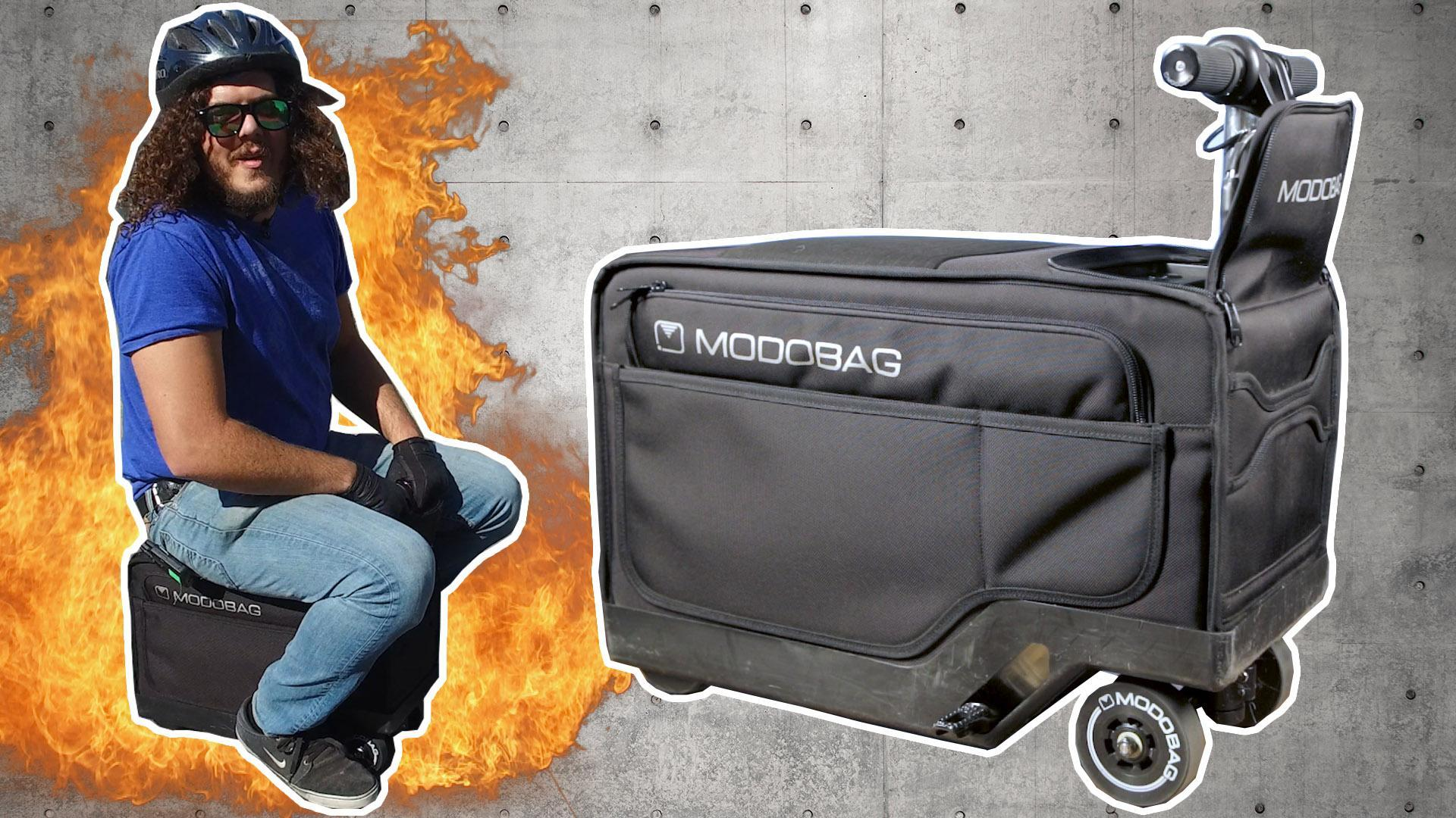 The Modobag Suitcase Is My New Hot Ride