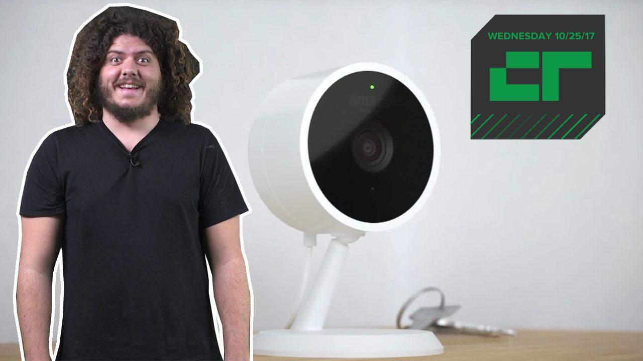 Amazon's New Cloud Cam and Key | Crunch Report