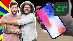 Hey Dillon Francis, iPhone X Is Now Available For Pre-Order | Crunch Report