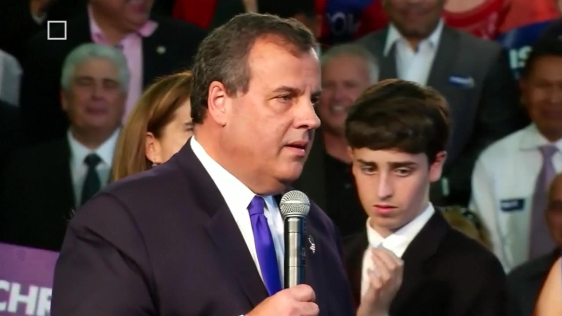 NJ Governor Chris Christie: Mueller's targets ?should be concerned?