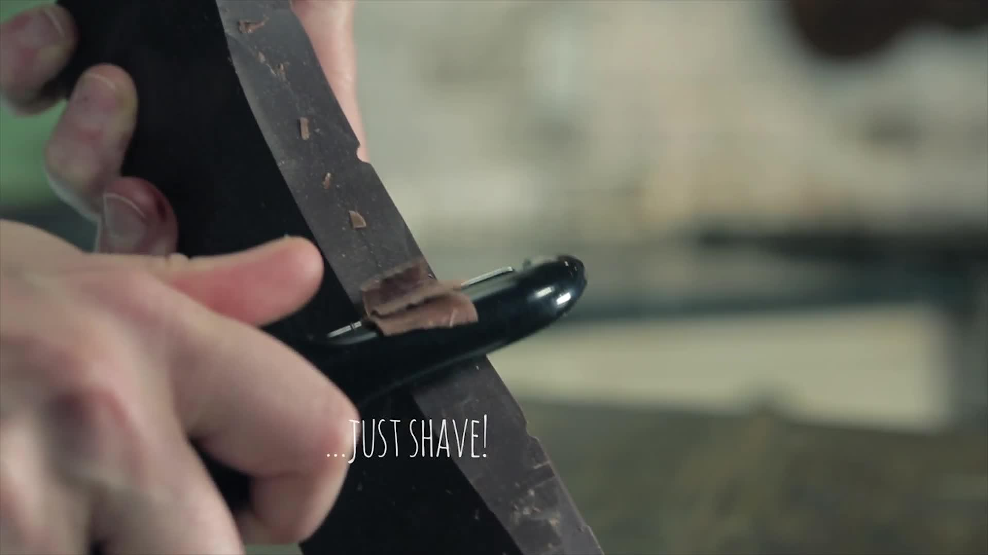 Chocolate Shaving thumbnail