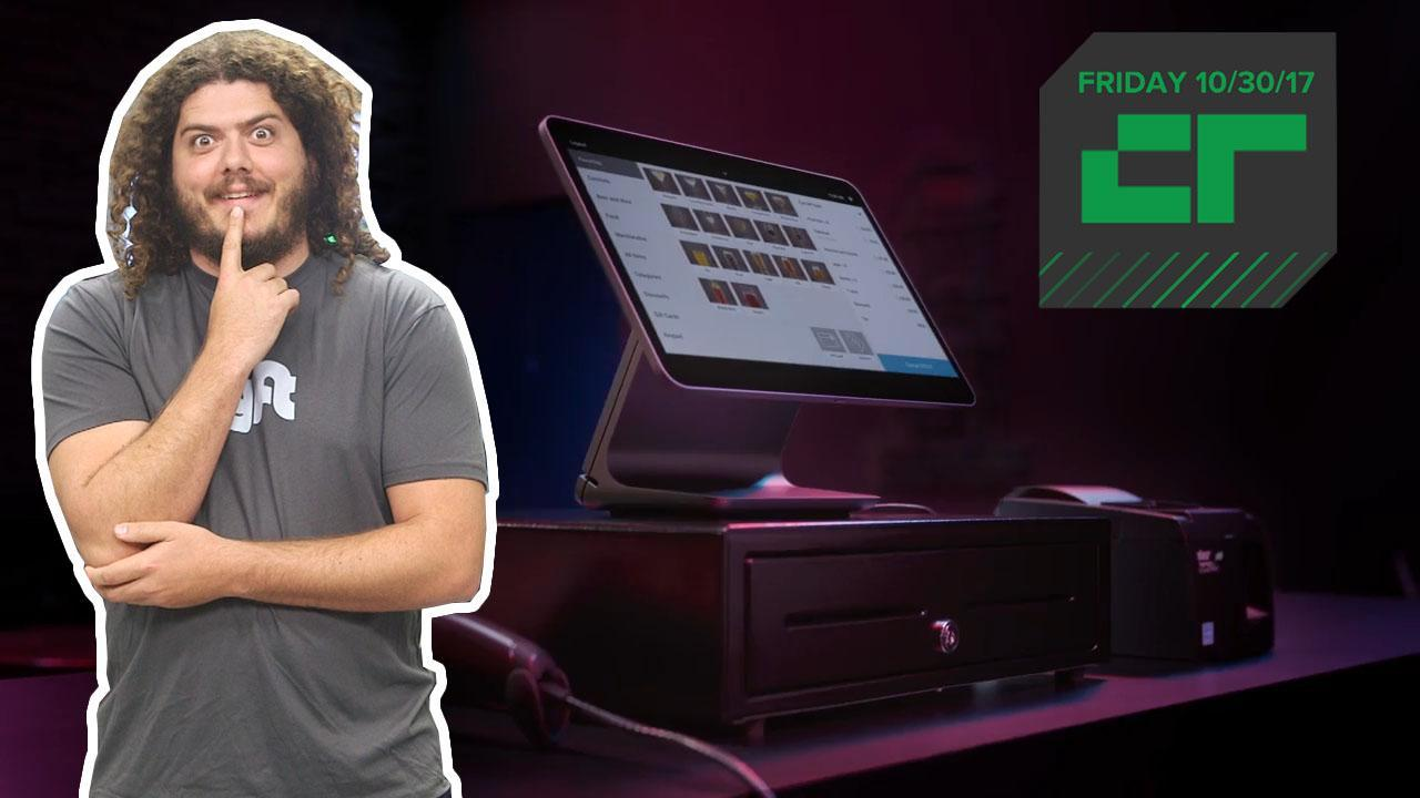 Square Announces the $999 'Professional' Register | Crunch Report