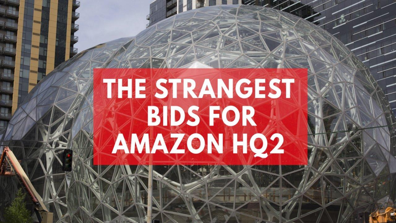 Amazon Hiring 1,000 For New Vanouver Corporate Office (But ...