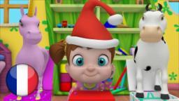 Hop Va La Belette | Comptines pour Enfants | Dessin Animé Francais | Comptine Little Treehouse