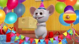 cumpleaños feliz | canción de cuna para los niños | feliz cumpleaños | musica infantil