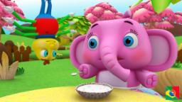 Canções dos miúdos | Pequena falta muffet | Little Miss Muffet | Rima de berçário