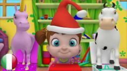 Il Saltamartino | Filastrocche in italiano | Bambini cartoni animati | Canzoni in età prescolare