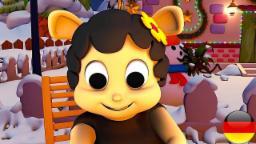 Mäh, Mäh Schwarzes Schaf | Kinderlieder Auf Deutsch | Animation Für Kinder | Vorschulische Lieder