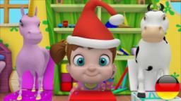 Pop Macht Das Wiesel | Kinderliedverse | Animation für Kinder | 3D Reime | Kleinkind Musik