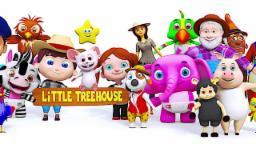 Little Treehouse Russia - русский мультфильмы для детей | детские стишки | скоро