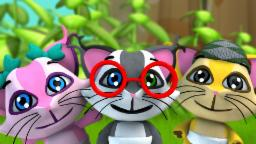 Three Little Kittens | English Song for Kids by Little Treehouse