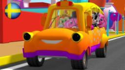 Hjulen På Bussen | Barnkammarerim Samling | Barnkammarerim Spellista | Barn Musik
