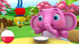 Little Miss Muffet | Rymowanek dla dzieci | Kołysanki | Animacja dla dzieci