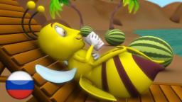 По заливу вниз | детские стишки | Детские песни | мультфильмы для детей | Little Treehouse
