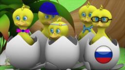 Пять маленьких утят | детские стишки | Детские песни | мультфильмы для детей | Little Treehouse