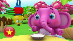 Bạn Muffet Đáng Yêu | nhac thieu nhi hay nhất | ca nhac thieu nhi | Little Treehouse