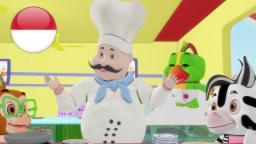 Buatkan Kue | Lagu Anak | Kartun Anak | Lagu Anak Terpopuler | Taman Kanak-Kanak | Little Treehouse