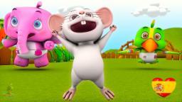 Ai usted esta feliz Apaluda las fuerte | Сanciones Infantiles | canciones para niños
