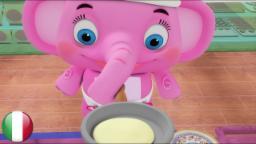 Gira La Torta | Canzoni per bambini | Filastrocche in italiano | Bambini animazioni | Rime 3D