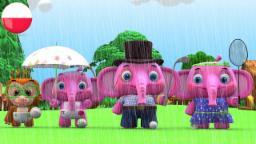 Deszczu Deszczu Idź Już Stąd | Kolekcja rymowanek | Maluch piosenki | Animacje dla dzieci