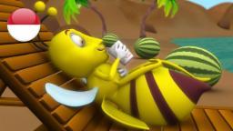 Di Pesisir  | Lagu Anak | kartun anak | lagu anak terpopuler | taman kanak-kanak | Little Treehouse