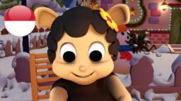 Domba hitam | Lagu Anak | kartun anak | lagu anak terpopuler | taman kanak-kanak | Little Treehouse