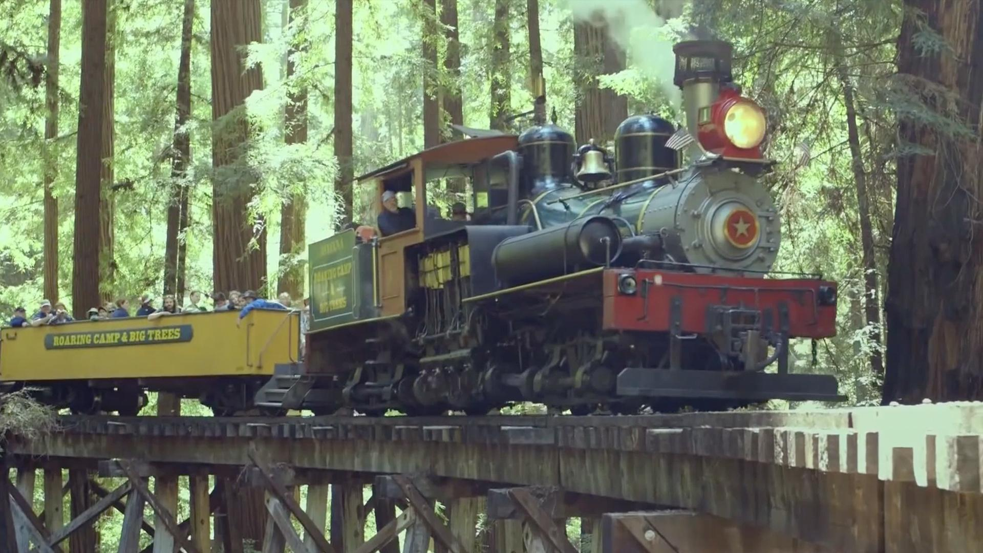 The 10 Most Beautiful Vintage Train Routes in America