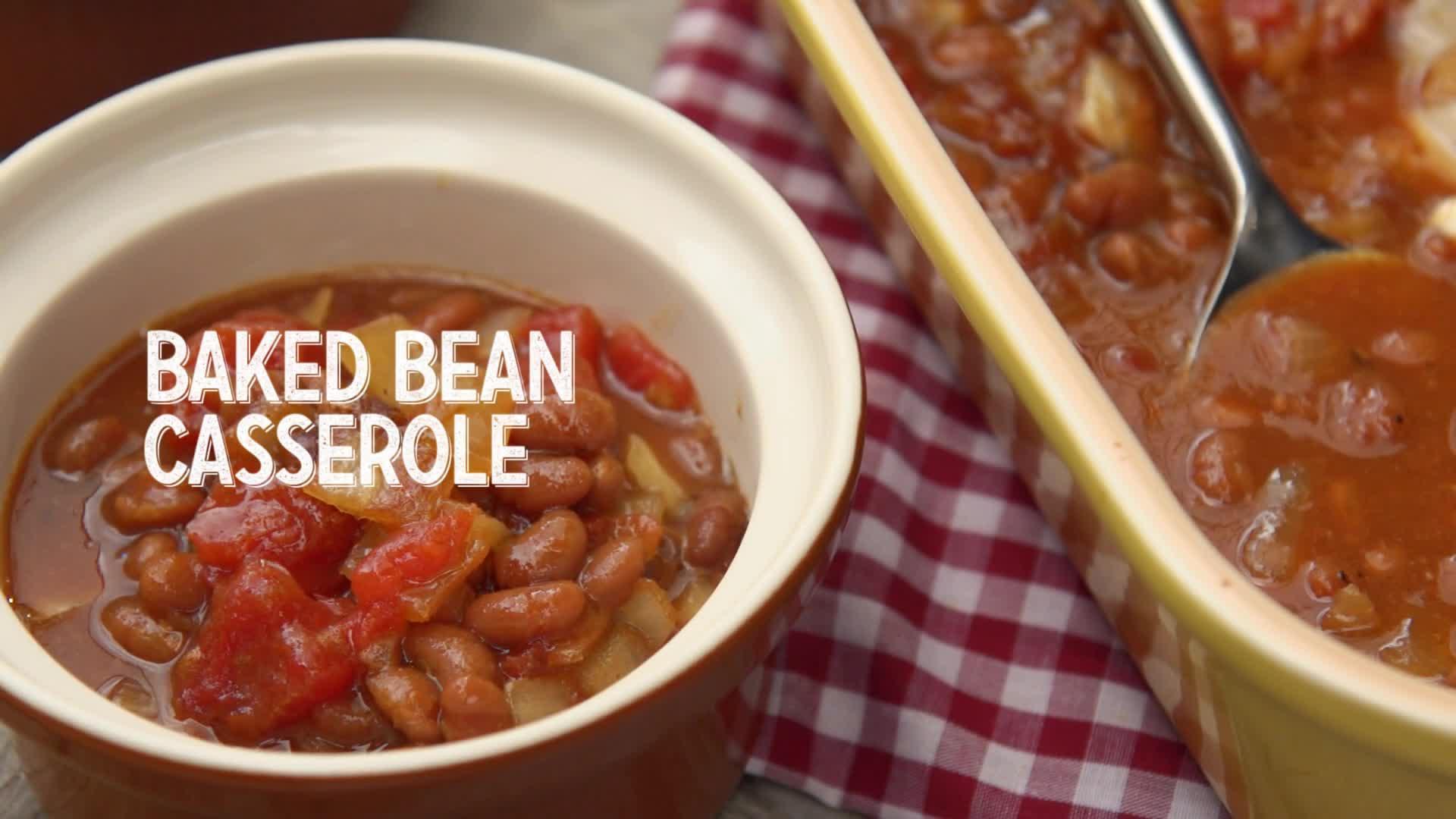 Baked Bean Casserole thumbnail
